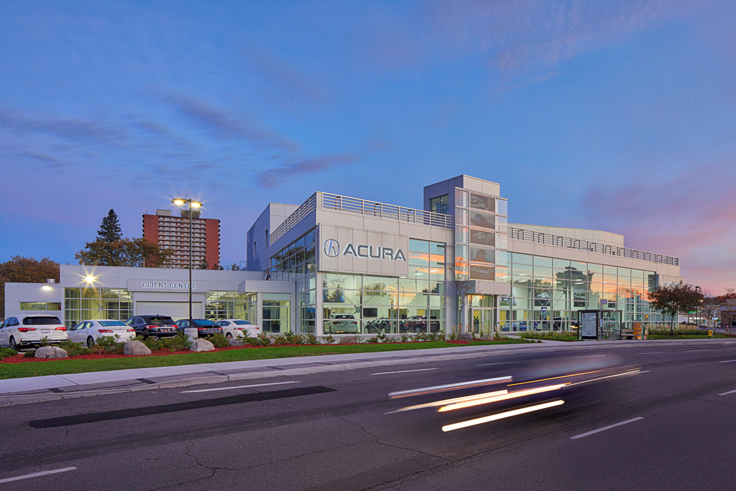 camco acura architects dca